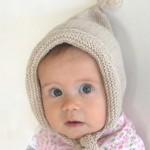 Ella Rose's Pixie Bonnet