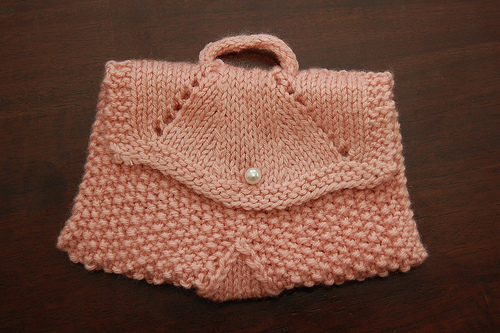 Free Make Up Bag Patterns Knitting Bee 1 Free Knitting Patterns
