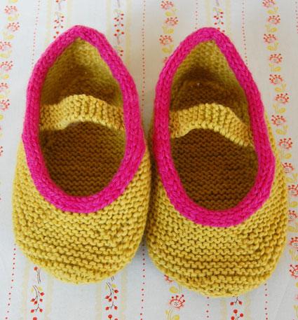 Ravelry: Knit Garter Stripe Baby Blanket pattern by Mary Jane Protus