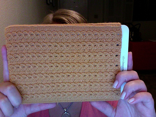 Mock Cables – Kindle 2 Cover