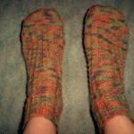 Mock Me Not Socks