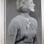 Monarch Blouse, 1935