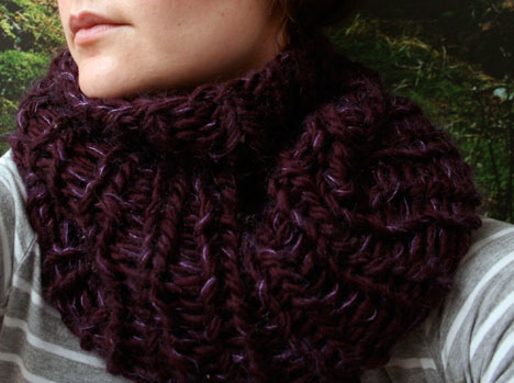 9 Quick One Skein Knit and Crochet Patterns - Great Gift Ideas |