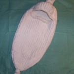 Velvety Newborn Cocoon