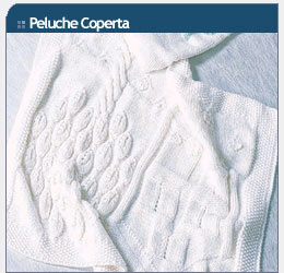 Peluche White Cover