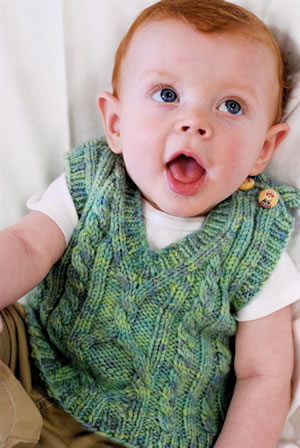 Easy Knits for Little Kids - Catherine Tough's Easy Knits for