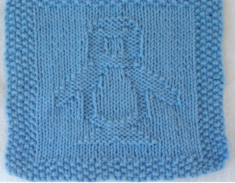 BABY WASHCLOTH PATTERNS Free Baby Patterns