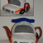 Police Car Tea Cosy
