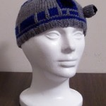 R2D2 Beanie Knitting Pattern