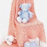 Satin - Baby Blanket