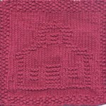 Schoolhouse Dishcloth