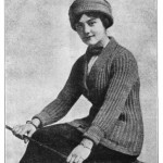 A Serviceable Sweater, 1918