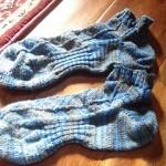 Skywalker Socks