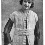 A Sleeveless Sweater, 1918