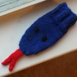 Snake Sock Puppet
