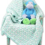 Springtime Baby Blanket