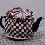 Checkered Tea Cosy