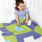 Tiled Blocks Blanket