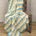Treetops Baby Blanket