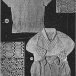Three Vintage Blouse Patterns