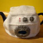 Washing Machine Tea Cosy