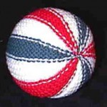 Judy's 12-Section Yarnball