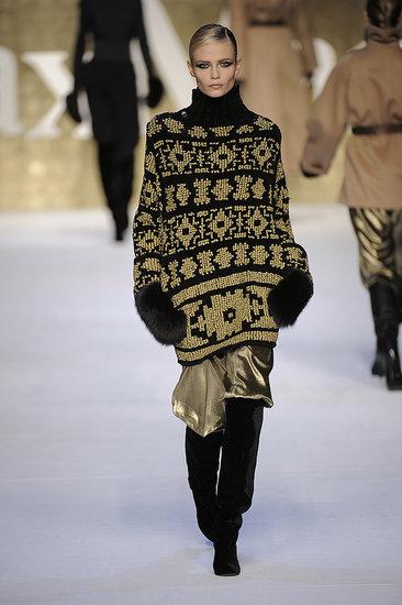Milan Fashion Week Fall 2010 Knits - Max Mara ⋆ Knitting Bee