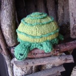 Tuck the Turtle Free Knitting Pattern