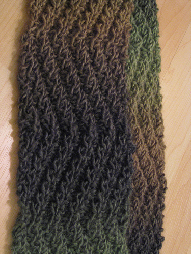 KNIT SCARVES FREE PATTERNS - FREE PATTERNS