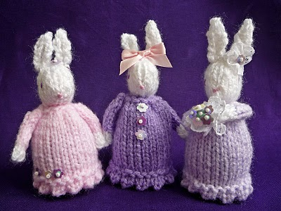Knitting Pattern Central Easter Eksposa For