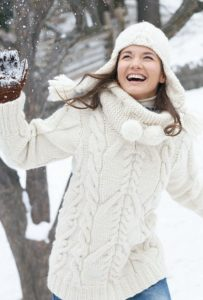 cable sweater and earflap hat set free knitting pattern