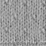 Free Dot Stitch Knitting Pattern