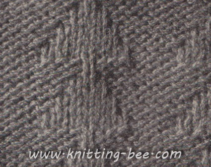 Head Huggers: Knit Pattern: Spiral Knit Cap (2nd Version)