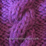 cable knitting pattern free