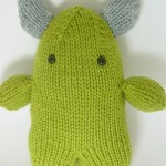 monster knit pattern