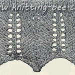 fancy knitting pattern