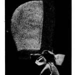 baby bonnet knit