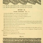 Vintage Lace Edging Patterns
