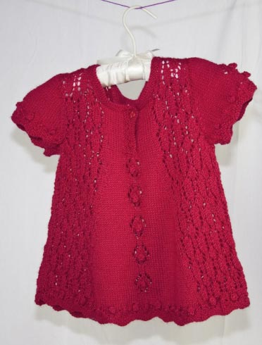 Knitting Pattern For Lace Top : LACE TOP PATTERNS 1000 Free Patterns