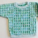 free sweater knitting pattern