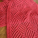 reversible scarf knitting pattern
