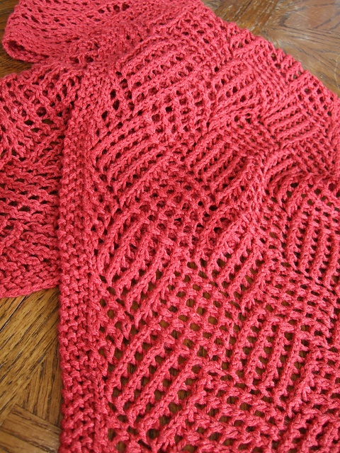 Free Baby Scarf Knitting Pattern : free double crochet ripple afghan pattern Quotes