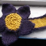knitted headband toddler