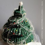 knitted tree pattern
