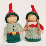 knitted elves