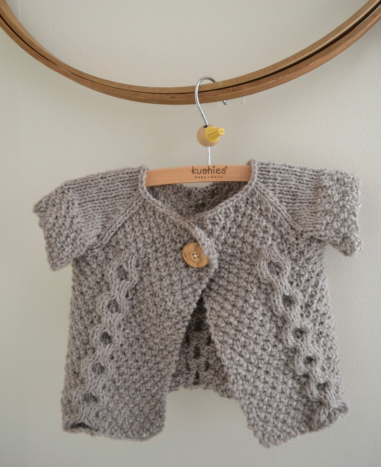 Double Knit Baby Patterns Free : Baby Cardigan Knitting Pattern Car Interior Design