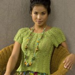 free knitted tee pattern