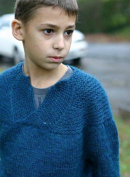 kids seamless sweater pattern