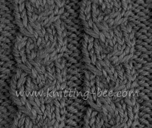 Free aran Patterns Knitting Bee