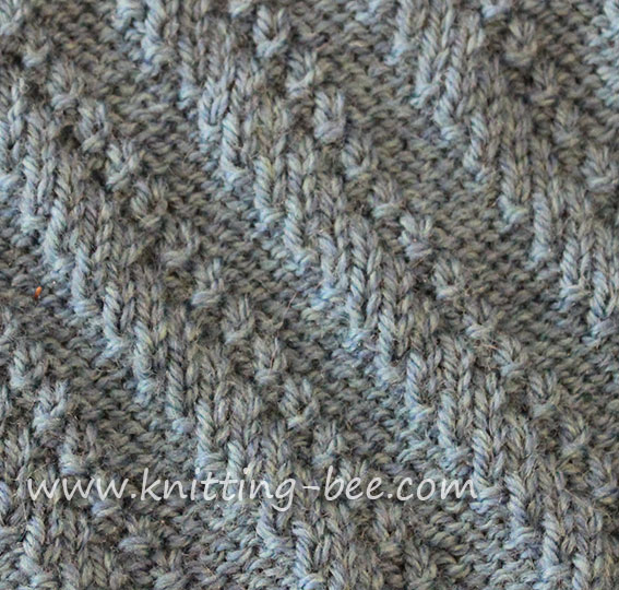 Pattern Knitting : Knitting Stitches Patterns